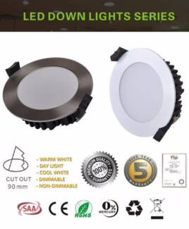 SYDNEY WHOLESALE DIMMABLE 10W 12W 13W LED Downlight Kit AUS STAND Sydney City Inner Sydney Preview