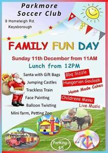 Family fun day Keysborough Greater Dandenong Preview