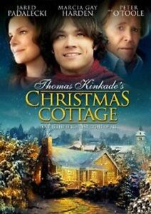 Thomas Kinkade's Christmas Cottage (DVD, 2008) - NEW!!