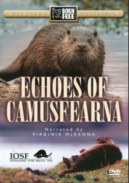 Echoes of Camusfearna (Sea Otter) DVD R4 NEW