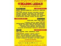 Leeds Festival 2017 Weekend ticket