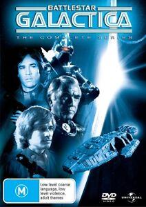 Battlestar Galactica (1978): The Complete Series NEW R4 DVD
