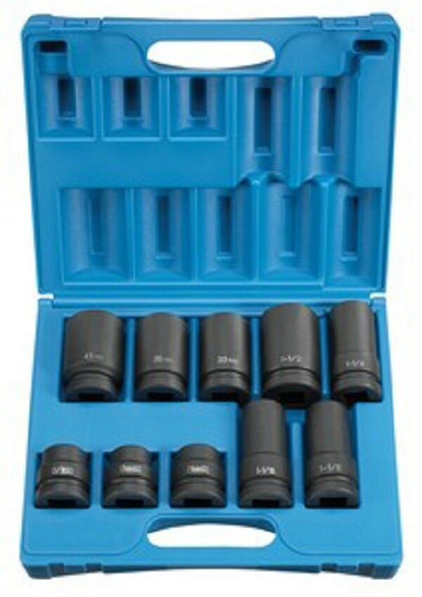 Grey Pneumatic 1504FW Flip Socket Set