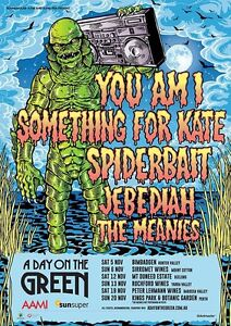 A Day on the Green - general admission tickets x 2 Albany Creek Brisbane North East Preview
