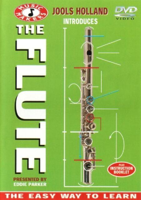 Jools Holland Introduces - The Flute - The Easy Way to Learn [Music Makers] DVD
