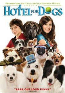 Hotel for Dogs (DVD, 2009) - NEW!!