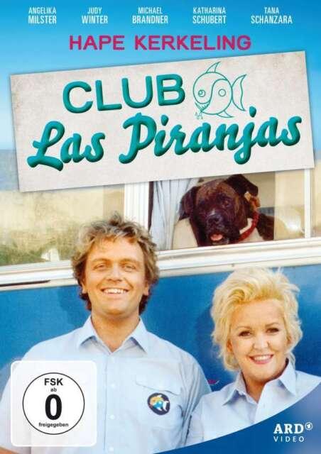 DVD * CLUB LAS PIRANJAS - HAPE KERKELING # NEU OVP ^