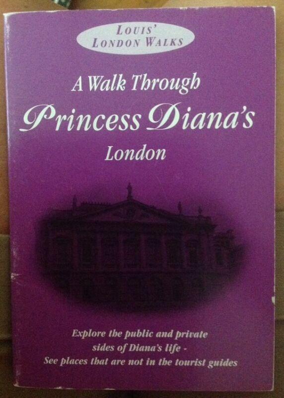 A WALK THROUGH PRINCESS DIANA