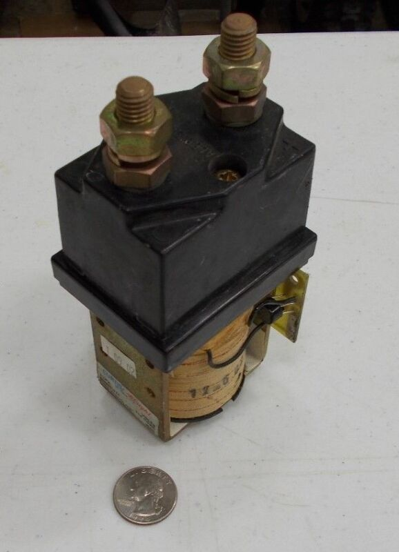 Curtis/Albright SW200-215/SW200215 Relay/Contactor 110 COAC
