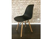 Eames style chairs x2