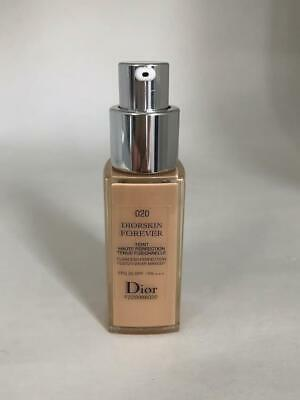 Dior Diorskin Forever Teint 020 Foundation  makeup 20ml New Without Cap TST segunda mano  Embacar hacia Mexico