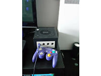 2 RETRO CONSOLES & GAMES SWAP FOR BLACK XBOX 360 SET UP