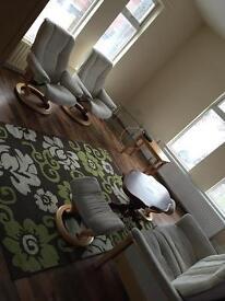 2 Bedroom Room Through Terrace House, Harehills
