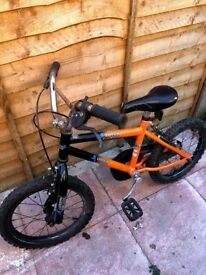 Kids 14 inch Bike - given away for free