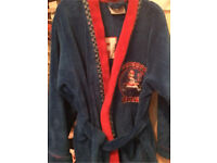 Super Mario Dressing Gown 7-8 years