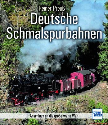 Fachbuch Deutsche Schmalspurbahnen, Geschichte – Technik – Modelle, STATT 29,90€