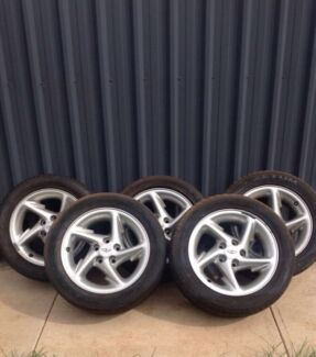 XR6/XR8 Wheels