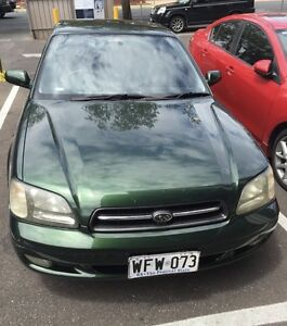 2000 Subaru Liberty Heritage AWD Queenstown Port Adelaide Area Preview