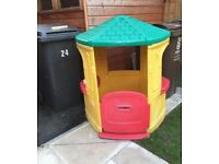 Little tykes play house cottage