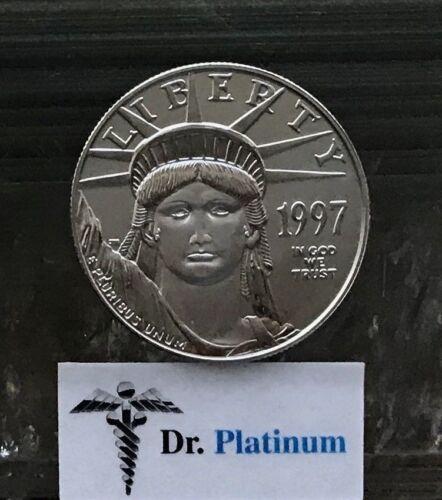 1997 Eagle, 1 oz 9995 Platinum Coin