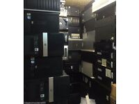 JOB LOT X50 CORE 2 DUO MIXED BRANDED MACHINES HP,DELL,ACER,TOSHIBA