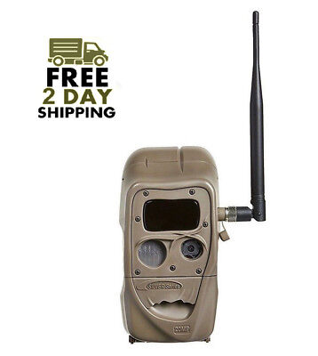 New Cuddeback CuddeLink Black Flash No Glow 20MP Game Trail Camera J-1422
