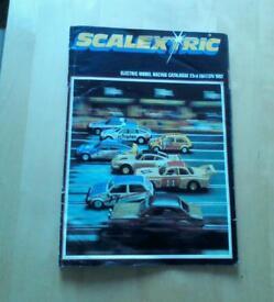 1982 Scalextric magazine