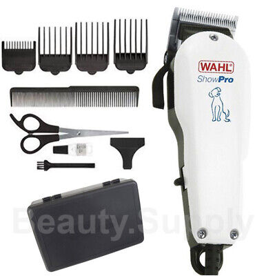 Wahl Show Pro Animal Hair Grooming Clipper Kit WA9265 Pet Dog