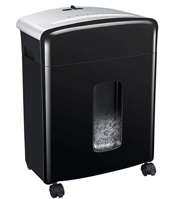 Bonsaii 10-sheet High Security Micro Cut Paper Shredder C220-b