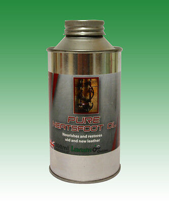 NEATSFOOT OIL - 500ML PURE