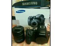 Samsung nx30 superb! Swap