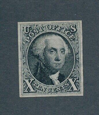 drbobstamps US Scott #4 Mint NGAI Scarce Stamp w/Tiny Defect w/PSE Cert