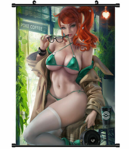 Hot  Anime Poster sonia Home Decor Wall Scroll Painting 40X60CM