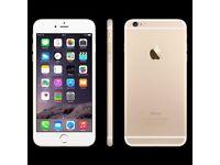 iPhone 6 16GB - Gold (Unlocked) Smartphone - Good Condition