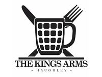 Full time chef wanted for fresh food led pub