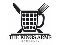 Chef required for fresh food village pub