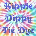 Hippie Dippy Tie Dye