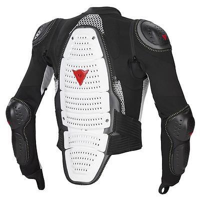 Dainese Protektorenjacke Action Full Pro Gr. XL schwarz/weiß Ski und Snowboard