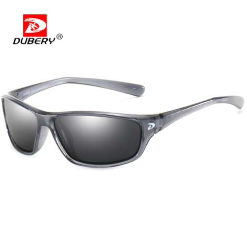DUBERY Sport Polarized Sunglasses For Men UV400 Outdoor Driving Cycling Glasses