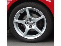 MR2 MK3 Roadster F/L Rear wheels