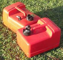 Petrol Tanks for Outboard Motor Belmont South Lake Macquarie Area Preview