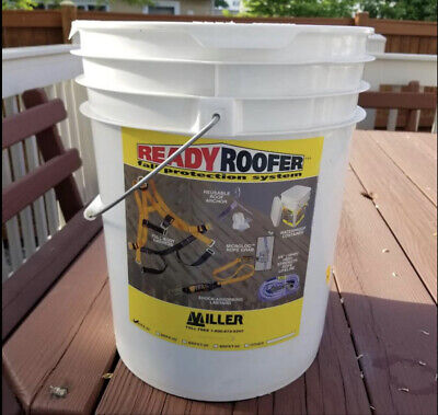 Miller Ready Roofer Fall Protection System Brfk2525ft
