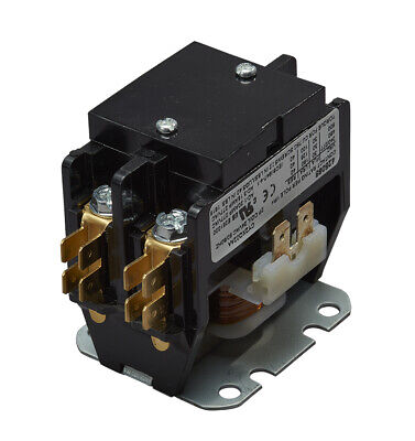 Siemens 24 Volt Condenser Contactor Relay 45eg10aja791r 45eg10aja791