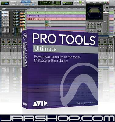 Usado, Avid Pro Tools Ultimate 1 Year Subscription Educational Retail No iLok  9938-310 segunda mano  Embacar hacia Argentina