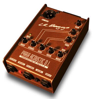 L.R. BAGGS Para Acoustic DI-Box in Studioqualität gebraucht kaufen  Neustrelitz