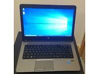 HP ProBook 640 G1 14'' - Active warranty, Intel Core i5-4210M, 8GB RAM, 500GB HDD