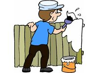 Fence Painter -Moss removal-Do you want your garden fence painted- online qoute