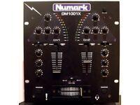 The DM1001X NUMARK MIXER DJ