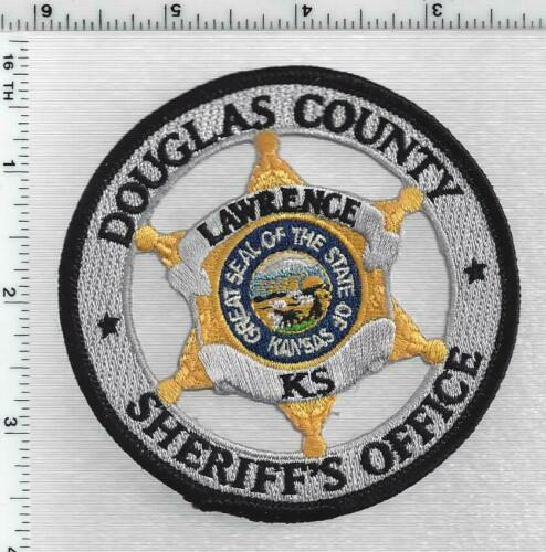 Douglas County Sheriff (Kansas) 2nd Issue Shoulder Patch