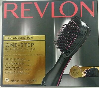 Revlon Pro Collection One Step Hair Dryer and Styler RVDR5212